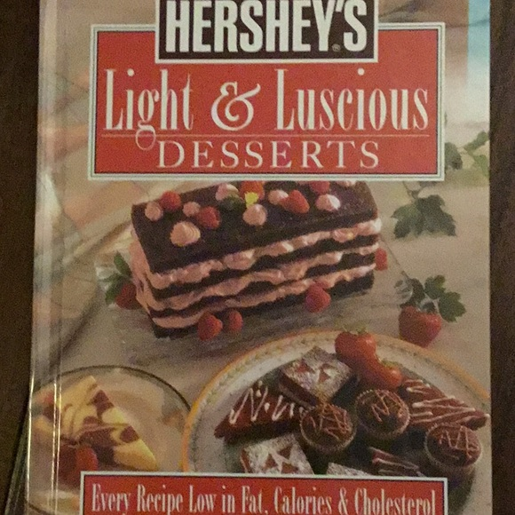 Other - Hershey's Light and Luscious Desserts